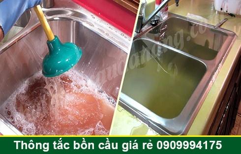 Thợ sửa bồn rửa chén bát Quận 7 tại nhà giá rẻ 0903737957