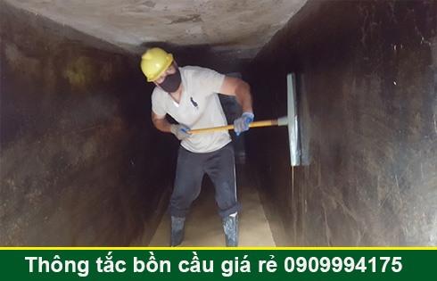 Bảng giá vệ sinh bể chứa nước ngầm Quận 7 giá rẻ 0903737957