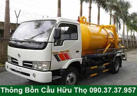 Hút hầm cầu Biên Hòa Đồng Nai Gía Rẻ 50K 0903737957