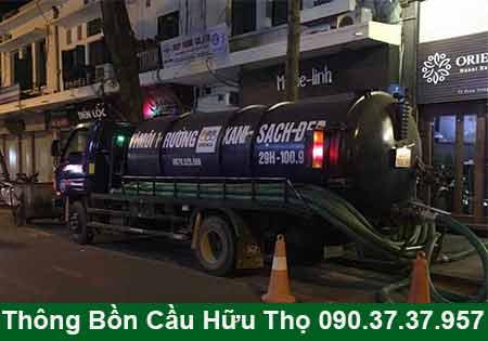 Rút hầm cầu Bạc Liêu giá 50K sạch hầm 0903737957