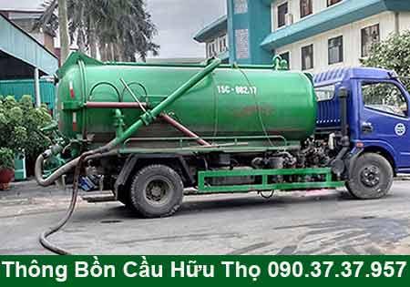 Bảng giá rút hầm cầu Tiền Giang giá rẻ 50K 0906969857