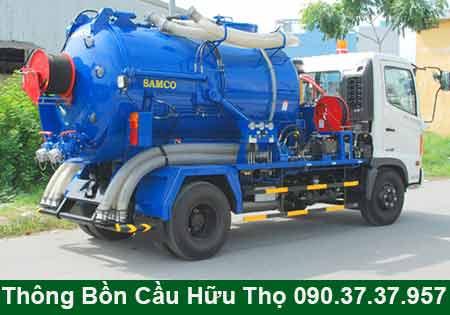 Bảng giá rút hầm cầu Trà Vinh giá rẻ 50K 0906969857