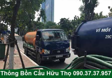 Bảng giá rút hầm cầu Vĩnh Long giá rẻ 50K 0906969857