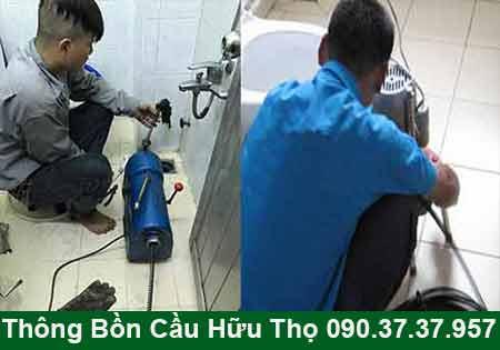 Thông bồn cầu An Giang giá rẻ 50K BH 5năm 0903737957