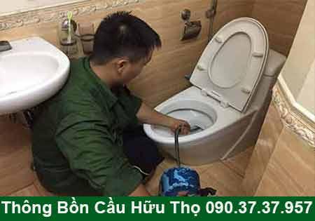 Thông bồn cầu Cần Thơ giá rẻ 50K BH 5năm 0903737957