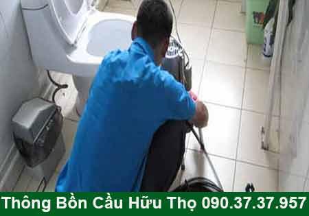 Thông bồn cầu Đồng Tháp giá rẻ 50K BH 5năm 0903737957