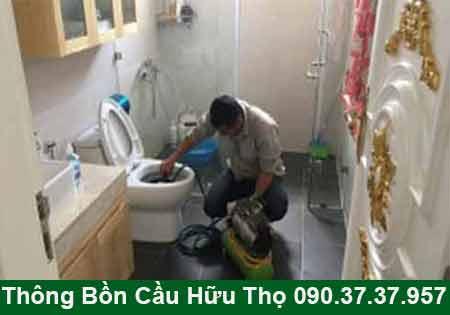 Công ty thông bồn cầu Kiên Giang giá rẻ 50K 0903737957