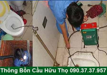 Công ty thông bồn cầu Ninh Thuận giá rẻ 0903737957