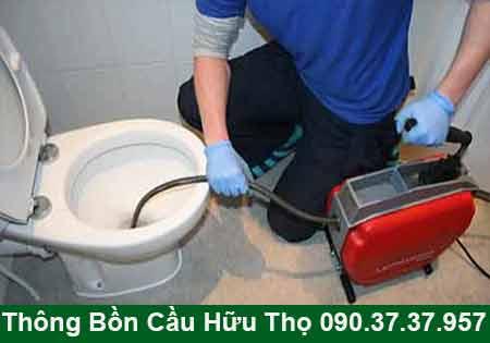 Thông bồn cầu Mỹ Tho Tiền Giang giá rẻ 50K 0903737957