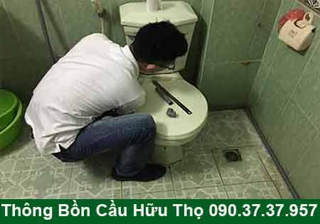 Thông bồn cầu Trà Vinh giá rẻ 50K BH 5năm 0903737957