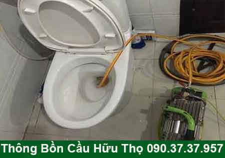 Thông bồn cầu Vĩnh Long giá rẻ 50K BH 5năm 0903737957