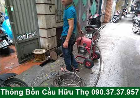 Thông cầu cống nghẹt An Giang giá rẻ 50K 0906969857
