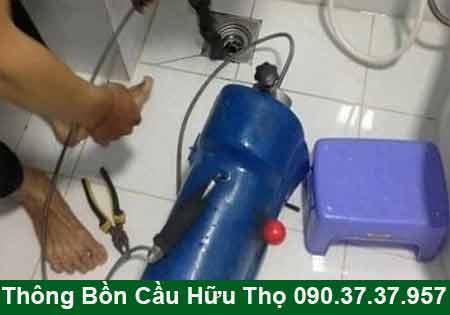 Thông cầu cống nghẹt Bạc Liêu giá rẻ BH 4năm 0903737957