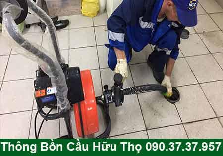 Thông cầu cống nghẹt Biên Hòa Đồng Nai 0906969857