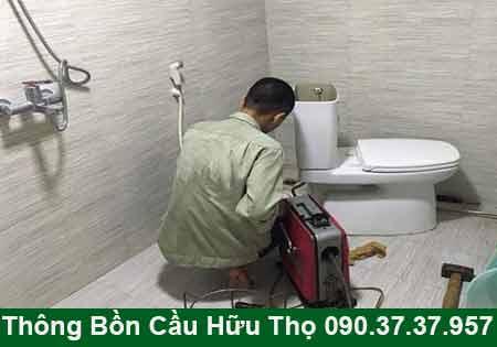 Thông cầu cống nghẹt Đồng Tháp BH 4năm 0903737957