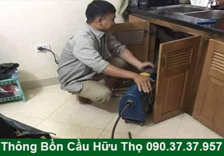 Thông cầu cống nghẹt Ninh Thuận BH 4năm 0903737957